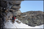 Pic de l'Esquella - Couloir Central (2014/03/15)