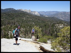 02-Summit-Dome rock-Tree route-DSC01256 by Paola
