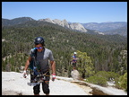 02-Summit-Dome rock-Tree route-DSC01260 by Paola