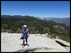 02-Summit-Dome rock-Tree route-DSC01264 by Paola