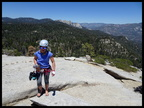 02-Summit-Dome rock-Tree route-DSC01265 by Paola
