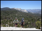 02-Summit-Dome rock-Tree route-DSC01269 by Paola