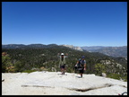 02-Summit-Dome rock-Tree route-DSC01270 by Paola