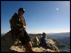 09-Summit-Eichorn Buttress direct-DSC01536 by Paola