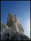 09-Way down-Eichorn Buttress direct-DSC01537 by Paola