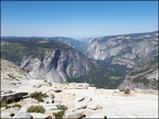 10-Summit-Half Dome-Snake dike-20180701 105708 by Thomas