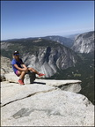 10-Summit-Half Dome-Snake dike-IMG 7739 by Victor