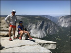 10-Summit-Half Dome-Snake dike-IMG 7744 by Victor