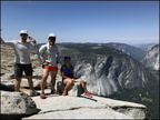 10-Summit-Half Dome-Snake dike-IMG 7745 by Victor