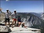 10-Summit-Half Dome-Snake dike-IMG 7746 by Victor