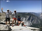 10-Summit-Half Dome-Snake dike-IMG 7747 by Victor
