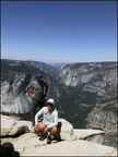 10-Summit-Half Dome-Snake dike-IMG 7750 by Victor