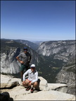 10-Summit-Half Dome-Snake dike-IMG 7751 by Victor