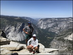 10-Summit-Half Dome-Snake dike-IMG 7752 by Victor